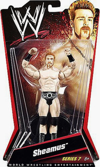Sheamus WWE Wrestling Series 7 Action Figure