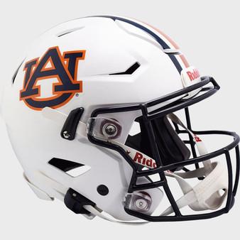 Auburn Tigers Riddell NCAA Riddell Full Size Authentic Speed Flex Helmet