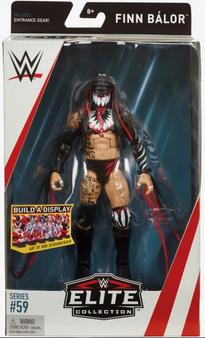 Finn Balor WWE Wrestling Elite Collection Series 59 Action Figure