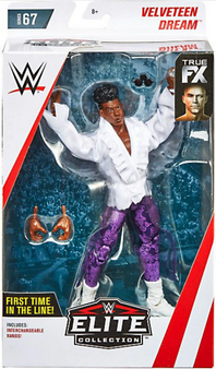 Velveteen Dream WWE Wrestling Elite Collection Series 67 Action Figure