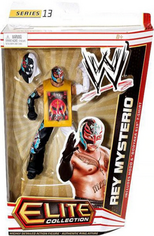 Rey Mysterio WWE Wrestling Elite Collection Series 13 Action Figure