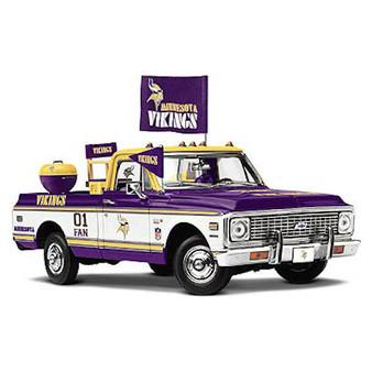 Minnesota Vikings Danbury Mint Pickup