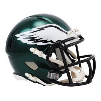 Philadelphia Eagles Riddell NFL Mini Revo Speed Helmet