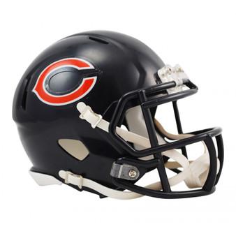 Chicago Bears Riddell NFL Mini Revo Speed Helmet