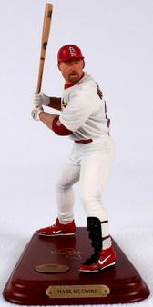 Mark McGwire Danbury Mint St. Louis Cardinals Player Figurine