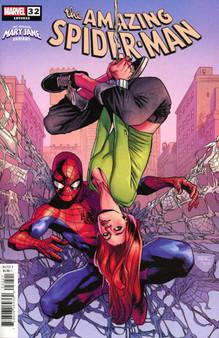 Marvel Comics Amazing Spider-Man #32 (2018) Mary Jane Variant Cover