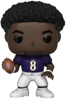 Funko POP! NFL Lamar Jackson Baltimore Ravens #120 Vinyl Figure