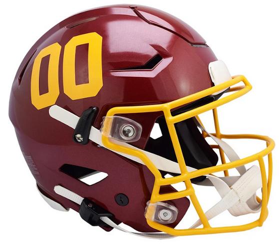 Washington Football Team Riddell NFL Riddell Full Size Authentic Speed Flex Helmet