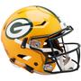 Green Bay Packers Riddell NFL Riddell Full Size Authentic Speed Flex Helmet