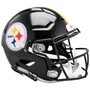Pittsburgh Steelers Riddell NFL Riddell Full Size Authentic Speed Flex Helmet