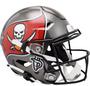 Tampa Bay Buccaneers Riddell NFL Riddell Full Size Authentic Speed Flex Helmet