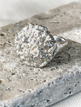 BOOLEY RING SILVER