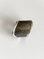 FINE SILVER WITH RHODIUM PLATING