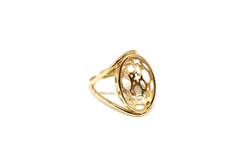 San Carlo Dome Ring