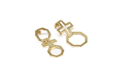Borromino Earrings
