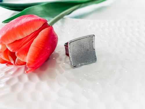 Fine Silver Handmade Ring