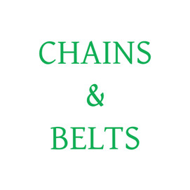 Chains & Belts