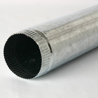 "4""X10' Rigid Vent Pipe (900)"