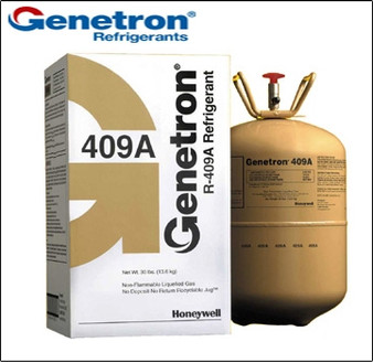 Refrigerant R409A 30Lbs
