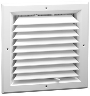Ceiling Grille 1 Way W/Ob CL1OB-12X4