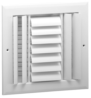 Ceiling Grille 3 Way W/Ob CL3OB-14X8
