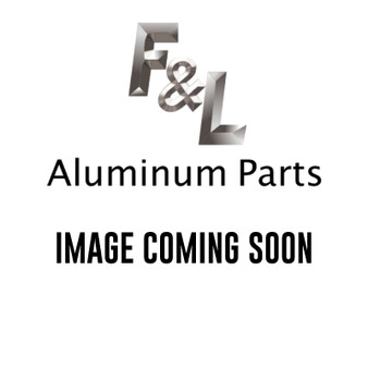 "F & L Aluminum -  Cond Stand Leg18""Beam  2Ft"