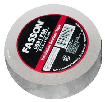 "Foil Skrim Tape 3"""