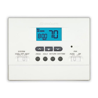 Programmable Thermostat 5-2
