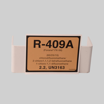 R-409A(Fx56)Ref.Labels Id 4056