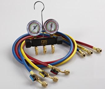 Manifold R22/R-410 & R-404 MBHP5E