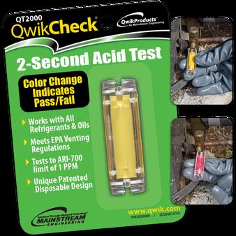 QwikCheck - Acid Test Kit