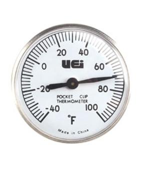 Therm Pckt-Clip -40-100F PCT100