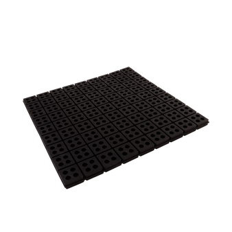 "DiversiTech - 18"" Iso-Cube Pad"