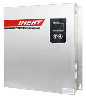 American Heat - AHS21D Tankless Water Heater