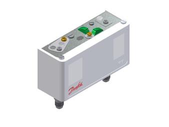 Danfoss - KP Dual Pressure Switch