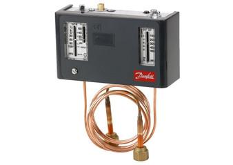 "Danfoss - KPU15 36"" Dual Pressure Switch - Auto"