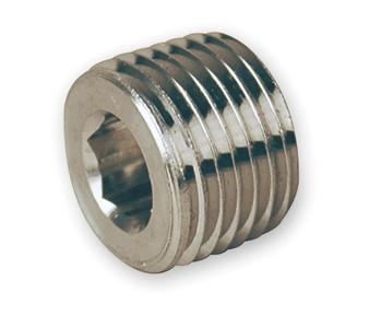"Parker Hannifin - 1/4"" Plug Pipe"