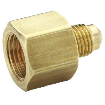 "Parker Hannifin - 5/8""x 1/2"" Flare Reducer Fitting - FLRED5/8F1/2M"