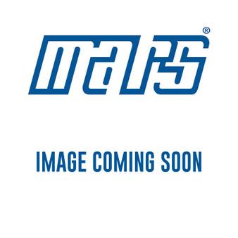 Mars - BTG-54VLW Metal TSTAT Cover - Ring Base