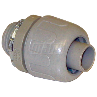 "Mars - 3/4"" Straight Non-Metallic Connector"