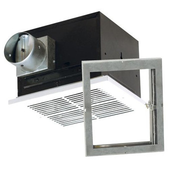 Air King - 100 CFM Humidity Sensing Fire Rated Fan