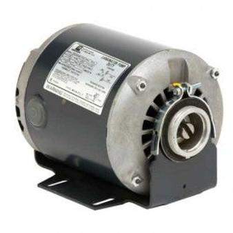 US Motors - 1042 Dual Shaft Direct Drive Blower Motor: 1/8HP 1075RPM 277V