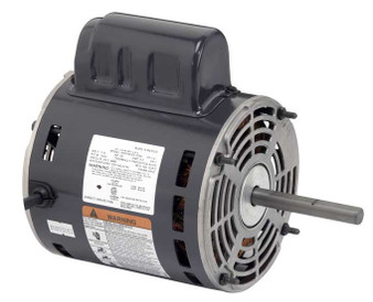 US Motors - 1146 Direct Drive Blower: 1/6HP 1100RPM 115V