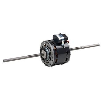 US Motors - 1192 Double Shaft Direct Drive Blower Motor: .167HP 1500RPM 115V