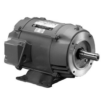 US Motora - DJ5E1DP Coupled Pump: 5HP 3600RPM 460V