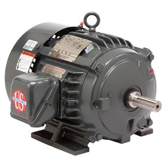US Mootrs - HW50PL36G Cooling Tower Motor: 50HP 1200RPM 575V