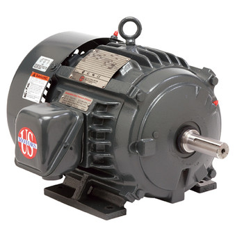 US Motors - UJ7P2BM Gen. Purpose Motor: 7-1/2HP 1800RPM 460V