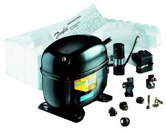 Danfoss - Light Commercial Hermetic Reciprocating Compressor TFS4.5CLX