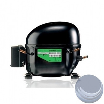 Danfoss - Light Commercial Hermetic Reciprocating Compressor Kit MX18TGa