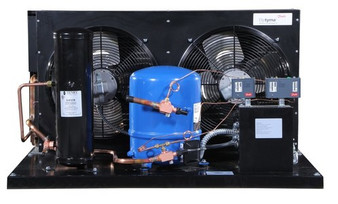 Danfoss - Condensing unit, HCZC0200UWF300N - 114N6404